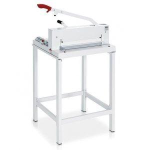 guillotina manual Ideal 4300