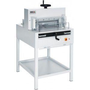 guillotina electrica ideal 4815