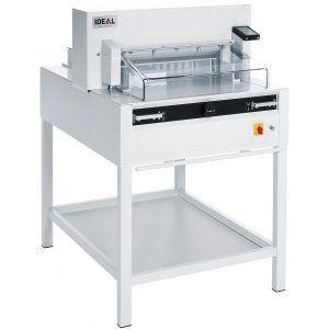 guillotina programable ideal 4855
