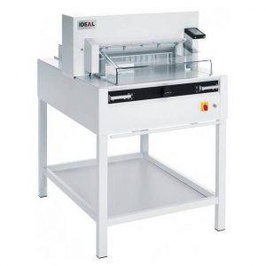 guillotina programable ideal 5255
