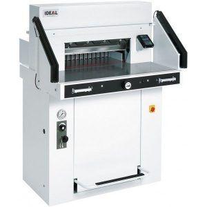 guillotina hidraulica ideal 5560
