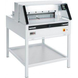 guillotina programable ideal 5260