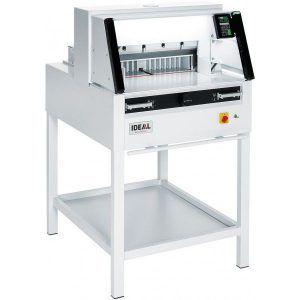 guillotina programable ideal 4860